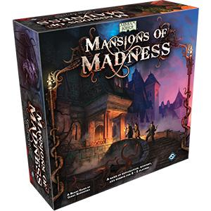 Mansions Of Madness 2nd Edition-LVLUP GAMES