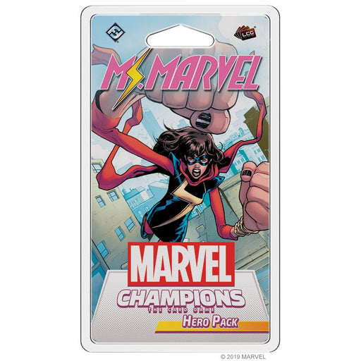 Marvel Champions LCG: Hero Pack - Ms. Marvel-LVLUP GAMES