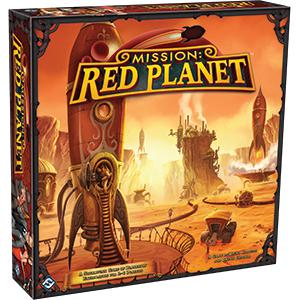 Mission Red Planet-LVLUP GAMES