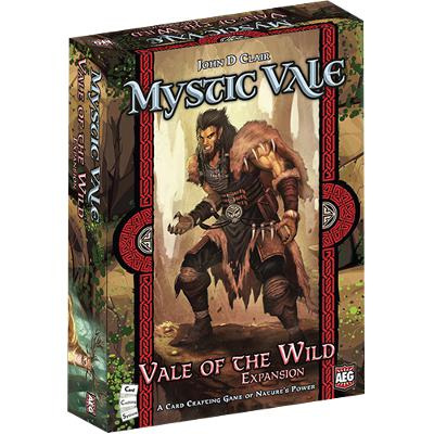 Mystic Vale: Vale of the Wild-LVLUP GAMES