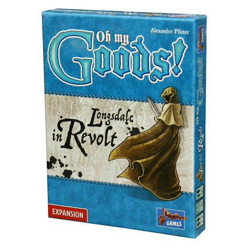 Oh My Goods!: Longsdale in Revolt-LVLUP GAMES