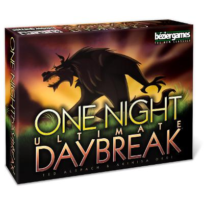 One Night Ultimate Werewolf: Daybreak-LVLUP GAMES