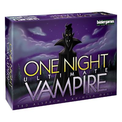 One Night Ultimate Vampire-LVLUP GAMES