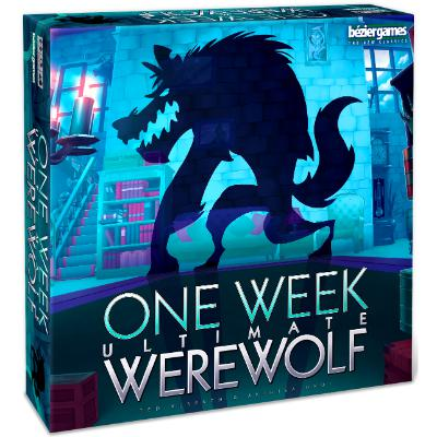 One Week Ultimate Werewolf-LVLUP GAMES