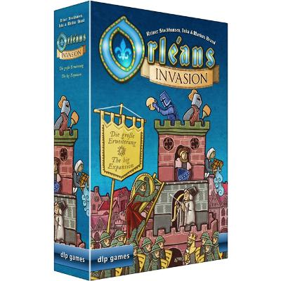 Orleans: Invasion-LVLUP GAMES