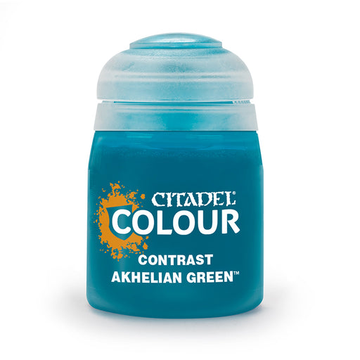 Citadel Paint: Contrast - Akhelian Green (18 mL)-LVLUP GAMES