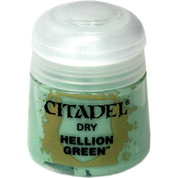 Citadel Paint: Dry - Hellion Green-LVLUP GAMES