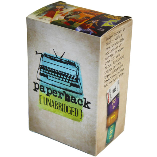 Paperback: Unabridged (PICKUP/LOCAL DELIVERY ONLY)-LVLUP GAMES