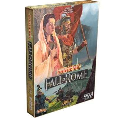 Pandemic: Fall of Rome-LVLUP GAMES