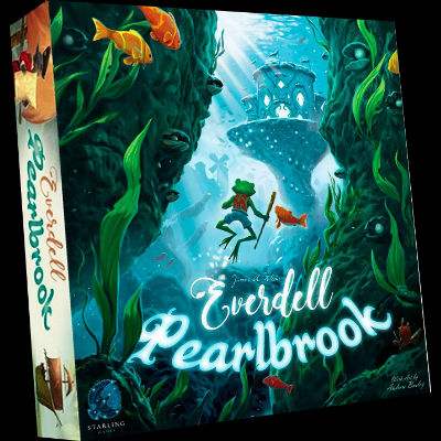 Everdell: Pearlbrook-LVLUP GAMES
