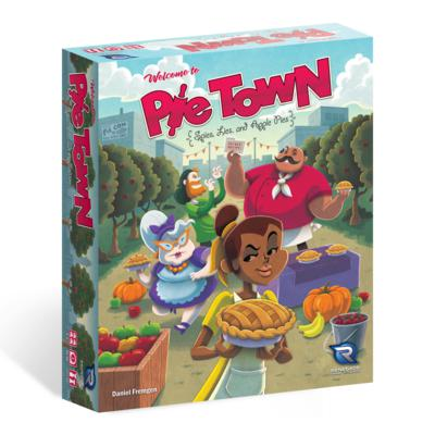 Pie Town-LVLUP GAMES