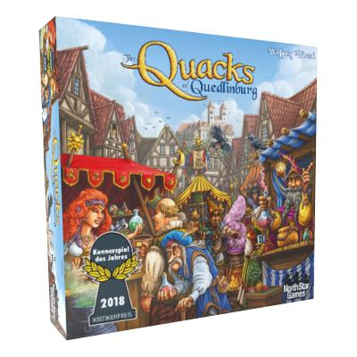 Quacks of Quedlinburg-LVLUP GAMES