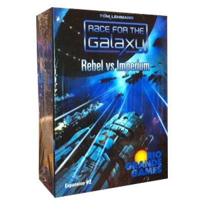 Race for the Galaxy: Rebel VS Imperium-LVLUP GAMES