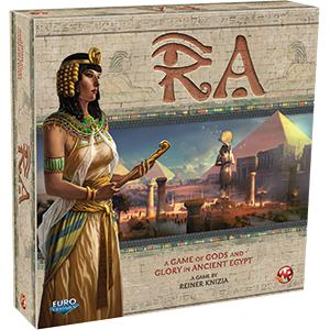 RA: Game of Gods and Glory in Ancient Egypt-LVLUP GAMES