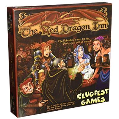 The Red Dragon Inn-LVLUP GAMES