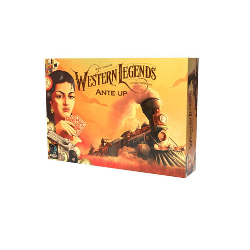 Western Legends: Ante Up-LVLUP GAMES