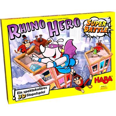 Rhino Hero Super Battle-LVLUP GAMES