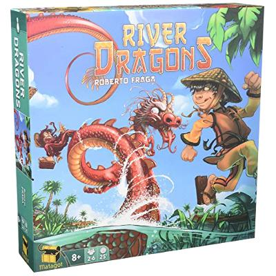 River Dragons-LVLUP GAMES