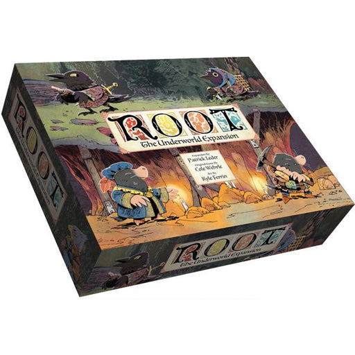 PRE-ORDER | Root: The Underworld Expansion-LVLUP GAMES
