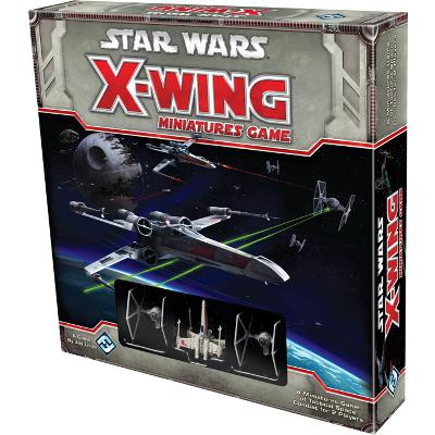 Star Wars: X-Wing Miniatures Game Core Set-LVLUP GAMES
