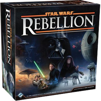 Star Wars: Rebellion (base set)-LVLUP GAMES
