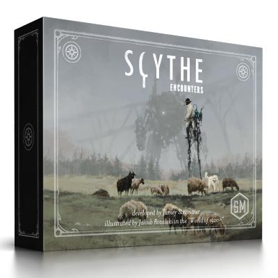 Scythe: Encounters-LVLUP GAMES
