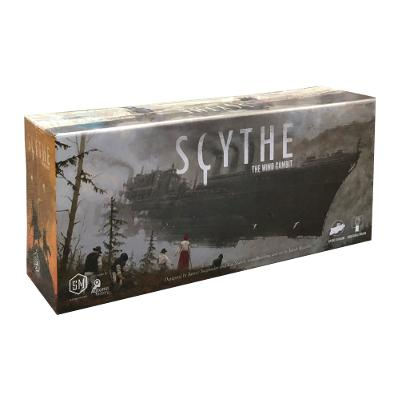 Scythe: The Wind Gambit-LVLUP GAMES