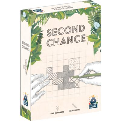 Second Chance-LVLUP GAMES