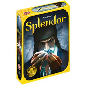 Splendor-LVLUP GAMES