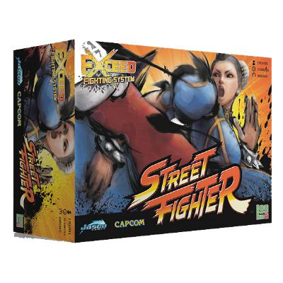 Street Fighter Exceed-Chun Li-LVLUP GAMES