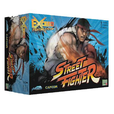 Street Fighter Exceed-Ryu-LVLUP GAMES