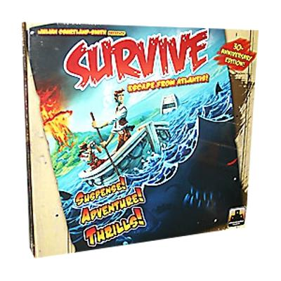Survive: Escape from Atlantis! 30th Anniversary Edition-LVLUP GAMES