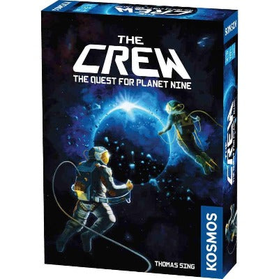 The Crew: The Quest for Planet Nine-LVLUP GAMES