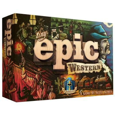 Tiny Epic Western-LVLUP GAMES