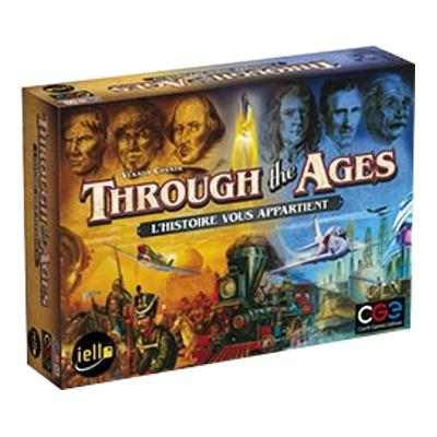 Through the Ages: A Story of Civilization-LVLUP GAMES