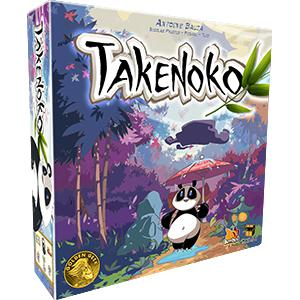 Takenoko-LVLUP GAMES
