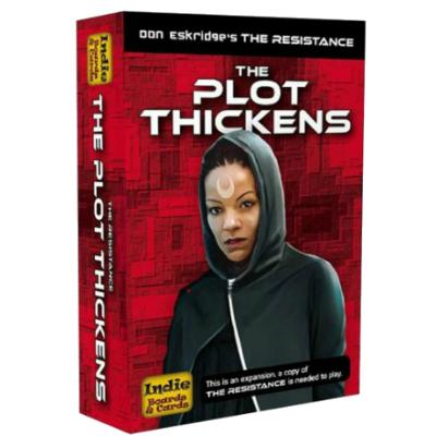 The Resistance: The Plot Thickens-LVLUP GAMES
