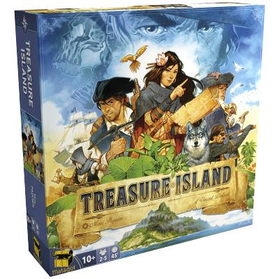 Treasure Island-LVLUP GAMES