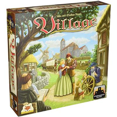 Village-LVLUP GAMES
