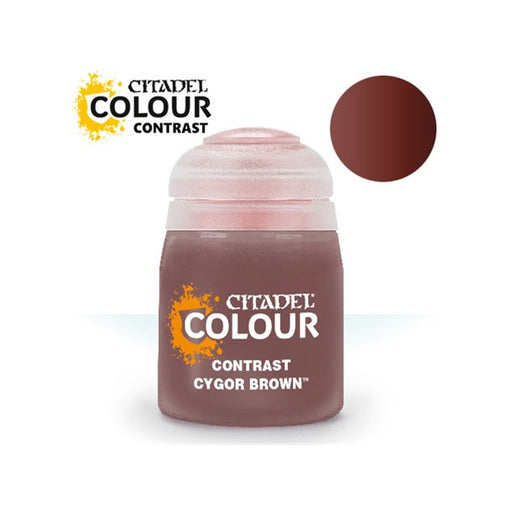 Citadel Paint: Contrast - Cygor Brown (18 mL)-LVLUP GAMES