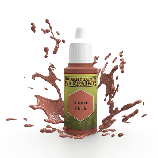 The Army Painter: Warpaints - Tanned Flesh (18ml)