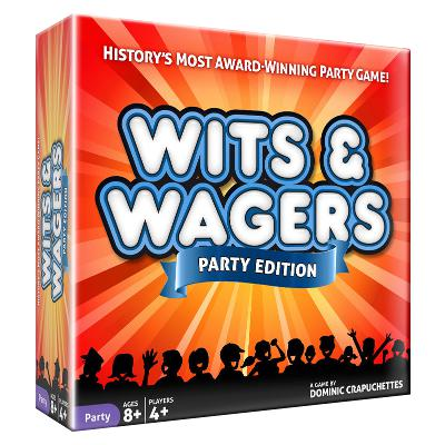 Wits & Wagers Party-LVLUP GAMES