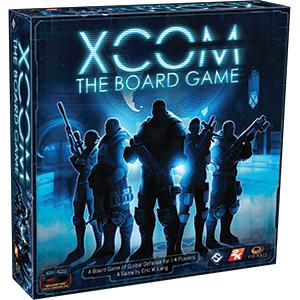 XCOM: The Board Game-LVLUP GAMES