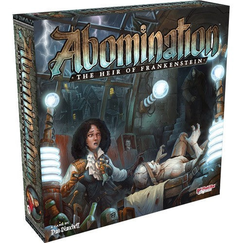 Abomination: The Heir of Frankenstein-LVLUP GAMES
