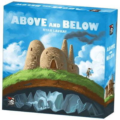 Above and Below-LVLUP GAMES