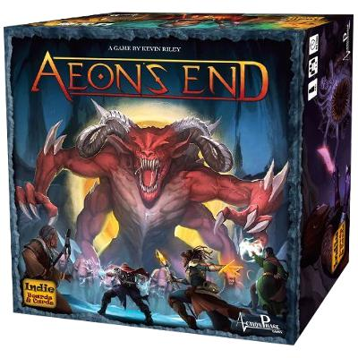 Aeon's End-LVLUP GAMES