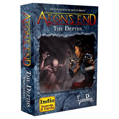 Aeon's End: The Depths-LVLUP GAMES