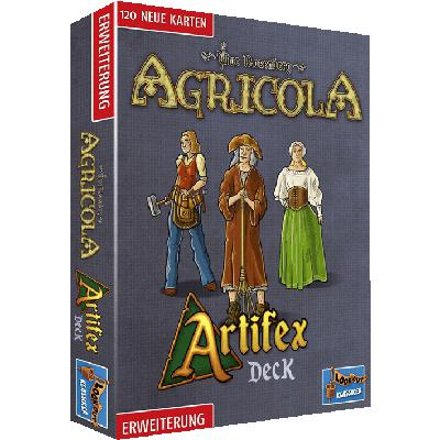 Agricola: Artifex Deck-LVLUP GAMES