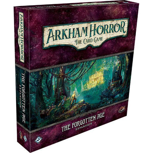 Arkham Horror LCG: The Forgotten Age-LVLUP GAMES