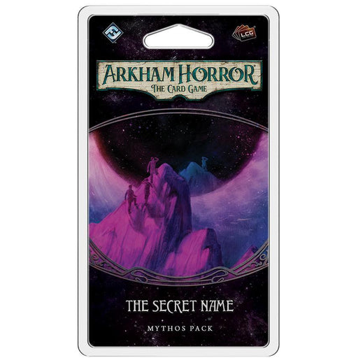 Arkham Horror LCG: The Secret Name-LVLUP GAMES